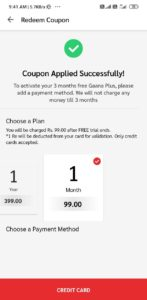 How To Get Gaana Subscription For Free