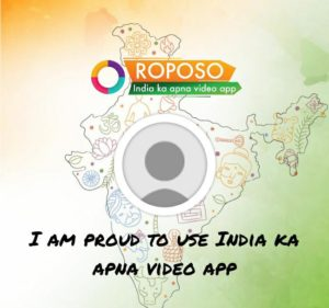 About Roposo App