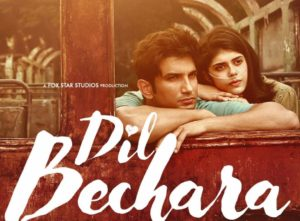 How To Watch Dil Bechara Movie For Free