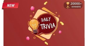 Flipkart Daily Trivia Answers 9th July