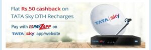 PayZapp Tata Sky Offer