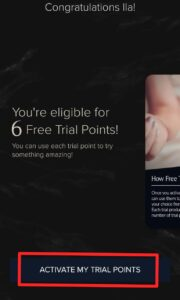 Activate My Free Trial