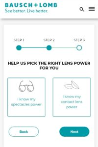 Free Contact Lens From Bausch And Lomb