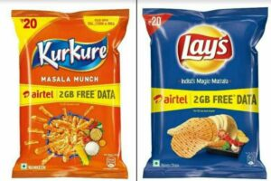 Lays Airtel Offer