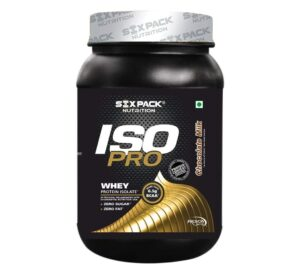Six Pack Nutrition ISO PRO Whey Protein