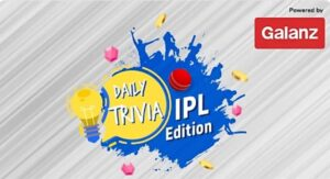 Flipkart Daily Trivia 6 October