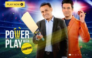 Flipkart Power Play With Champions 25 April 2021