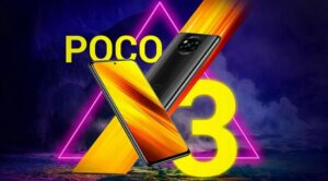 POCO X3 Specification