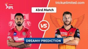 Dream11 Team Prediction PUN vs HYD
