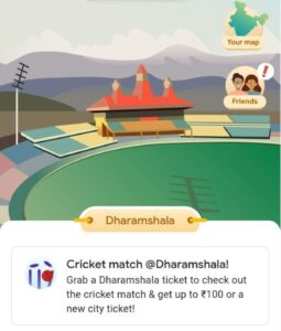 Google Pay Dharamshala Event Answers