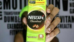 Nescafe Hazelnut Offer