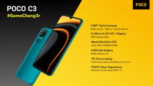 POCO C3 Next Flash Sale Date