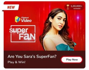 Sara Ali Khan Super Fan Quiz