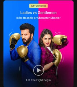 Flipkart Ladies Vs Gentleman 23 Nov