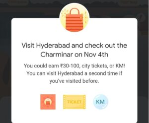 Hyderabad Event Answers