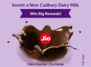 Jio Madbury Offer