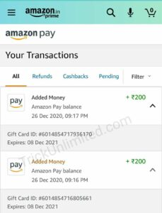 TOI Number Magic Payment Proof