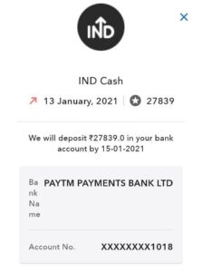 How To Withdraw Money From IND Money