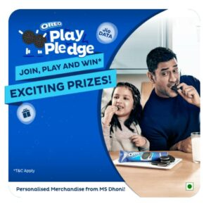Jio Oreo Play Pledge Offer