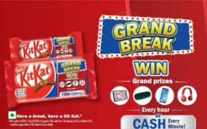 KitKat Grand Break Offer
