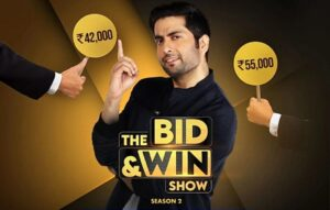 Flipkart Bid And Win 20 April
