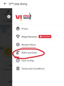 Vi Refer And Earn