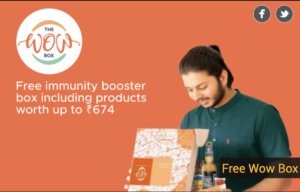 The Wow Box Offer