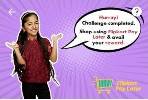 Flipkart Pay Later Challenge